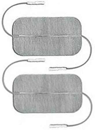 Myotrode Platinum, Självhäftande Elektrod 4st/förpackning, Storlek 50x90mm – God Vidhäftning Och Följsamhet.