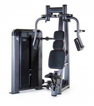 Pulse Fitness Peck Deck, 314H – Viktbaserad Träningsmaskin