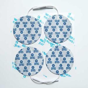 Polar Trode, Självhäftande Elektroder,  4st/förpackning