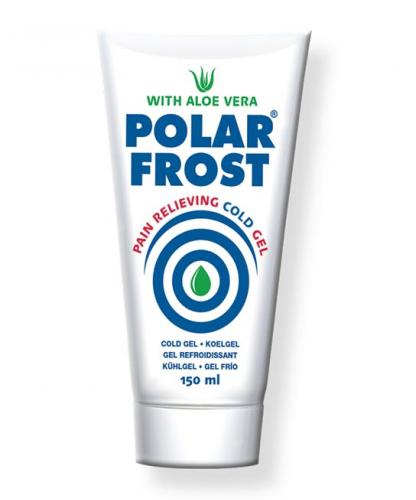 PolarFrost Kylande Gel, Tub 150ml
